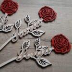 Vrtnica z imenom