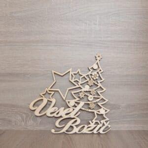 Mali napis Vesel Božič